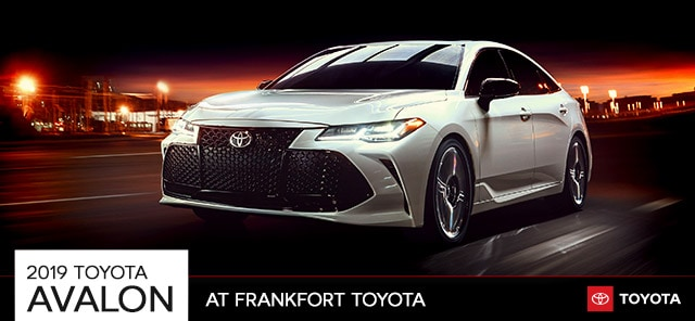 2019 Toyota Avalon in Frankfort, KY