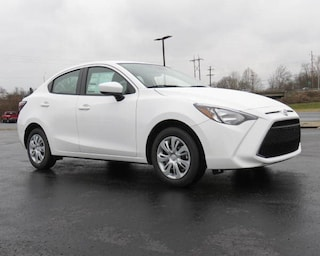 New 2019 Toyota Yaris Sedan L Sedan in Easton, MD