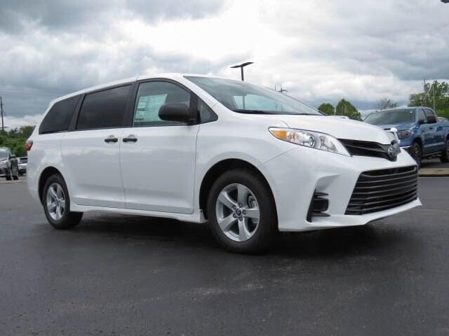 2020 Toyota Sienna L Van Passenger Van