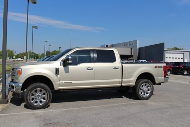 2017 Ford F-250SD King Ranch Truck Crew Cab