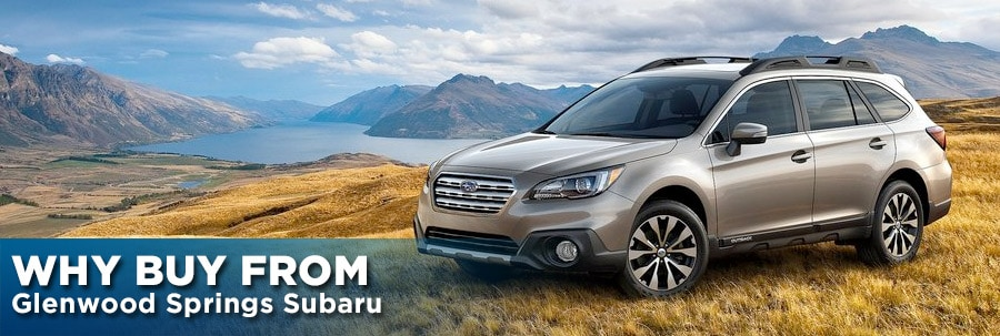 Why Buy At Glenwood Springs Subaru