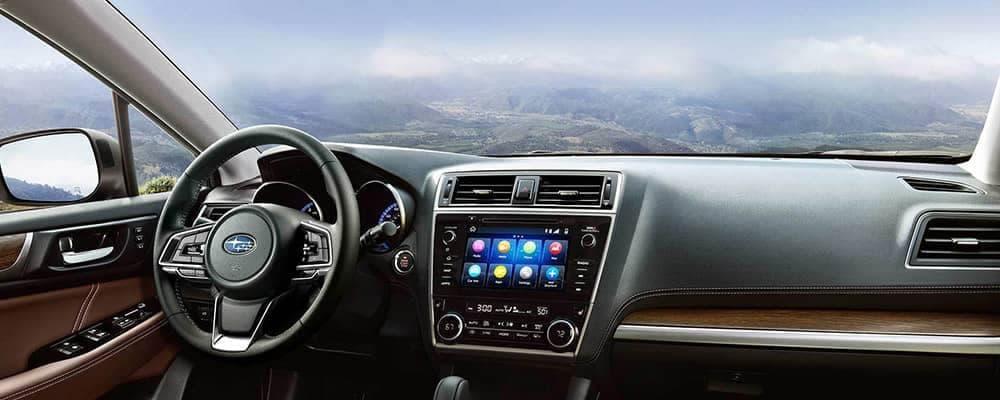 2019 Subaru Outback Interior Seating Cargo Space Luxury