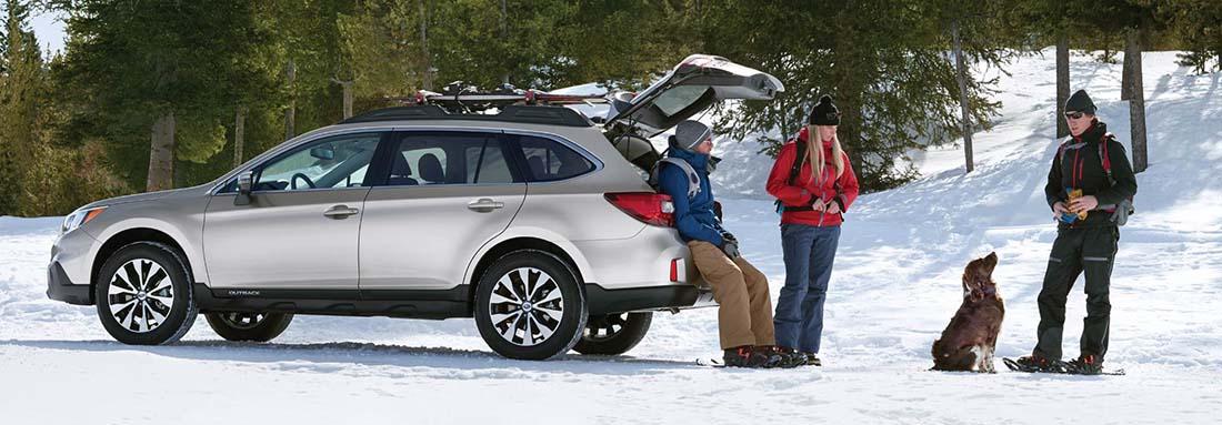 2017 Subaru Outback Safety Features | Glenwood Springs Subaru