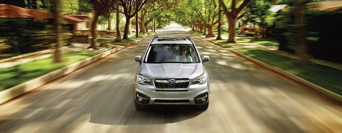 2018 Subaru Forester header