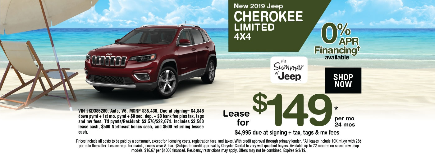 Jeep Dealer in NJ | New, Pre-owned, Service & Parts | Global Jeep