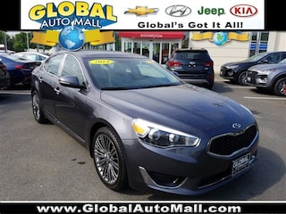 2014 Kia Cadenza SX Limited Sedan