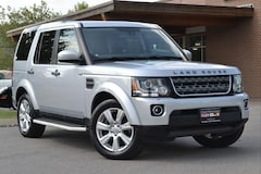 2016 Land Rover LR4 Climate Comfort Package/3rd Row Seating/Navigation/Rear Camera/Heated Seats/4X4 SUV