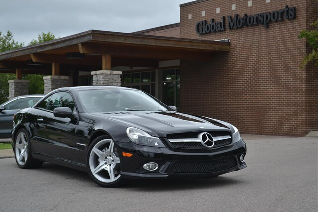2012 Mercedes-Benz SL 550 Wheel Package/Trim Package/Parktronic/Heated-Venti Convertible