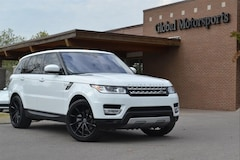 2017 Land Rover Range Rover Sport Vision & Convenience Package/Front Climate & Comfort Package/Soft Close Doors/360 Cams/Navigation System/3rd Row Seats SUV