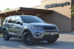 2016 Land Rover Discovery Sport Driver Assist Plus Package/18
