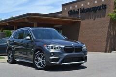 2017 BMW X1 /Premium Package/Pano Roof/Cold Weather Pkg/Driver Assistance Plus/Tech Pkg/Driver Assistance Pkg SAV