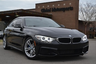 2015 BMW 428 Gran Coupe M Sport Package/M Sport Brakes/Tech Package/Premium Package/Driver Assistance Package Hatchback