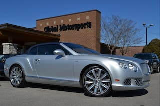 2013 Bentley Continental GT 2dr Conv W-12 cyl/Mulliner Driving