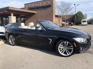 2017 BMW 440i xDrive/Luxury Pkg/Drivers Assist Pkg/Cold Weather Pkg/Navi/Htd Seats/Back Up Cam Convertible