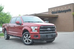 2015 Ford F-150 FX4, leather,heated and cooled seat, sunroof,navigation Truck SuperCrew Cab