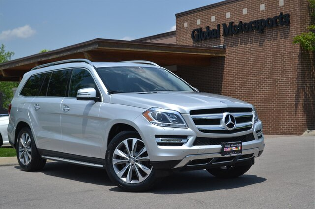 2016 Mercedes-Benz GL-Class Parking Assist Package/360 Cams/Parktronic Parking SUV