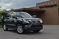 2014 LEXUS GX 460 Premium Package/Heated-Ventilated Front Seats/18