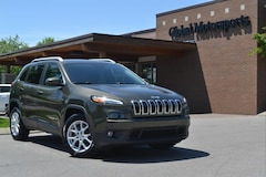2014 Jeep Cherokee Latitude/Prior Certified Pre-Owned/Low Miles/Local SUV