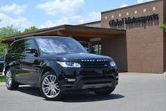 2016 Land Rover Range Rover Sport /Driver Assistance Pack/Meridian Premium Sound System/Front Climate & Visibility Pack/Lane Departure/360 Cams/Heated-Ventilated Seats SUV