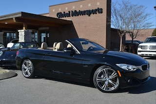 2016 BMW 435i Convertible Sport/Tech Pkg/Cold Weather Pkg/Drivers Assist/Harmon Kardon Convertible