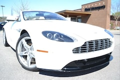 2016 Aston Martin V8 Vantage S GTS Roadster Luxury Edition Convertible