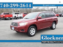 2010 Toyota Highlander Base V6 SUV