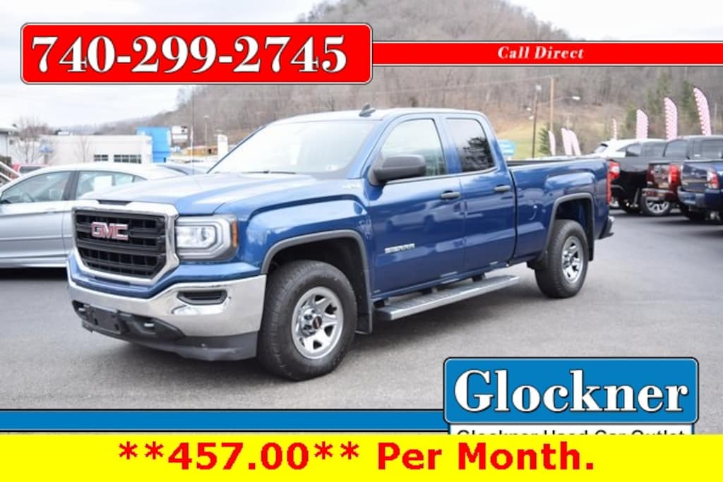Used 2016 GMC Sierra 1500 For Sale in Portsmouth, OH at