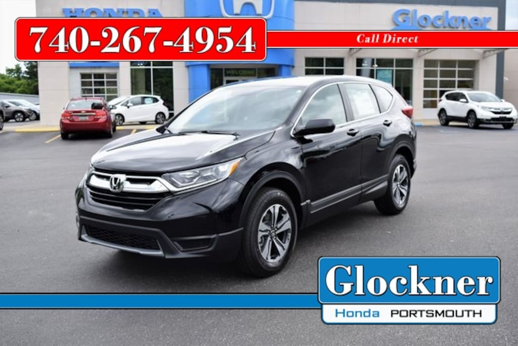 New 2019 Honda CR-V For Sale at Glockner Honda | VIN