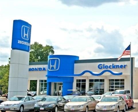 Contact. Glockner Honda