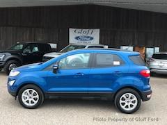 2018 Ford EcoSport SE FWD SUV