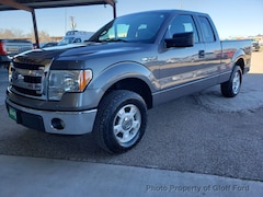 2013 Ford F-150 2WD SuperCab 145 XLT Extended Cab Truck