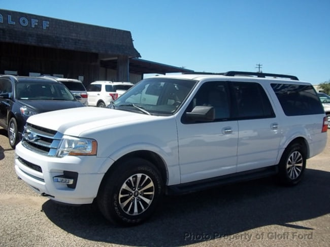 2015 Ford Expedition EL 4WD  Limited SUV