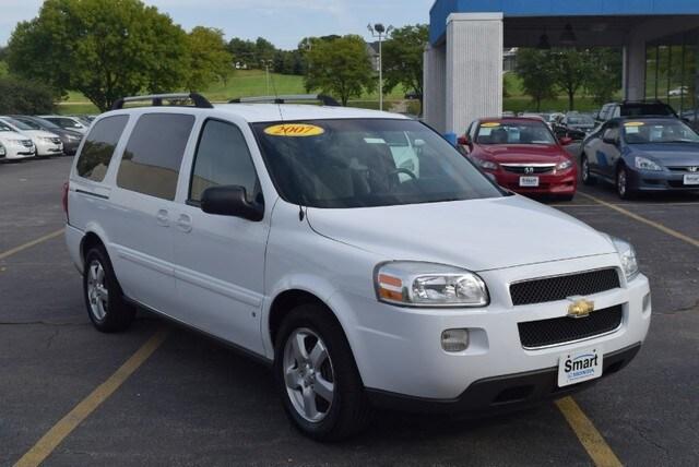 USED 2008 Chevrolet Uplander 3.90 LS Front-wheel Drive Passenger ...
