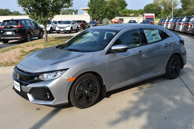 New 2018 Honda Civic EX Hatchback Des Moines