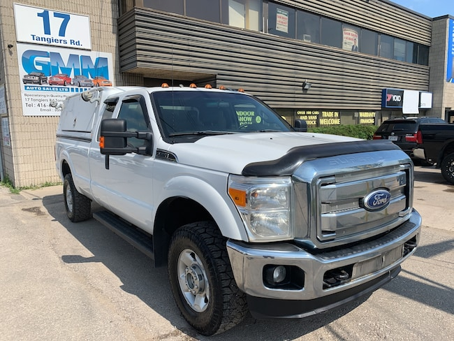 2012 Ford F-350 XLT Extended Cab Long Box 4X4 Gas Truck Extended Cab