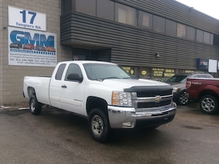 2008 Chevrolet SILVERADO 2500HD LS Extended Cab Long Box 4X4 Gas Truck Extended Cab