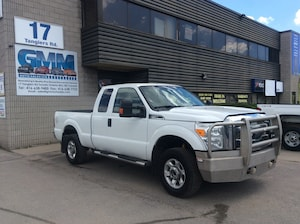 2014 Ford F-250 XLT Extended Cab Short Box 4X4