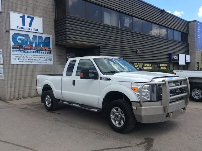 2014 Ford F-250 XLT Extended Cab Short Box 4X4 Truck Extended Cab