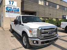 2012 Ford F-250 XLT Extended Cab Long Box Gas Truck Extended Cab