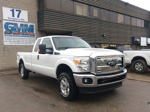 2014 Ford F-250 XLT Extended Long Box 4X4 Gas