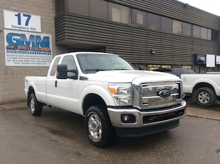 2014 Ford F-250 XLT Extended Long Box 4X4 Gas Truck Extended Cab