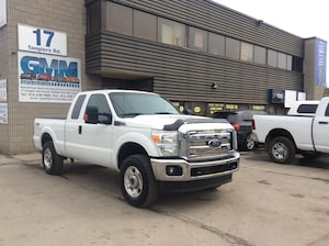 2013 Ford F-250 XLT FX4 Extended Cab Short Box 4X4 Gas