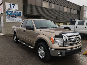 2012 Ford F-150 XLT Extended Cab Short Box 4X4 Gas