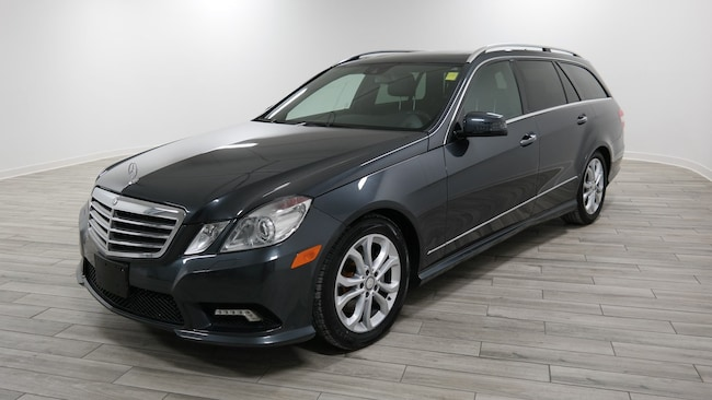 Used 2011 Mercedes-Benz E-Class E 350 4MATIC Wagon For Sale in St. Louis, MO