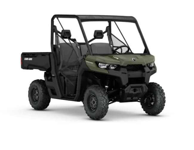 2018 CAN-AM Defender HD5