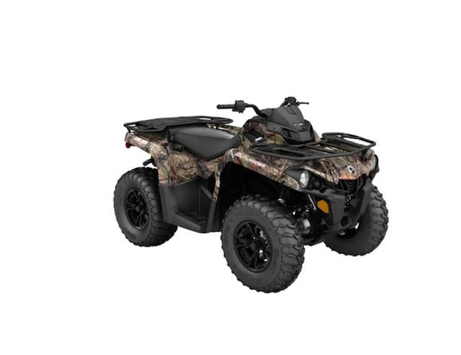 2017 CAN-AM Outlander 450 DPS -