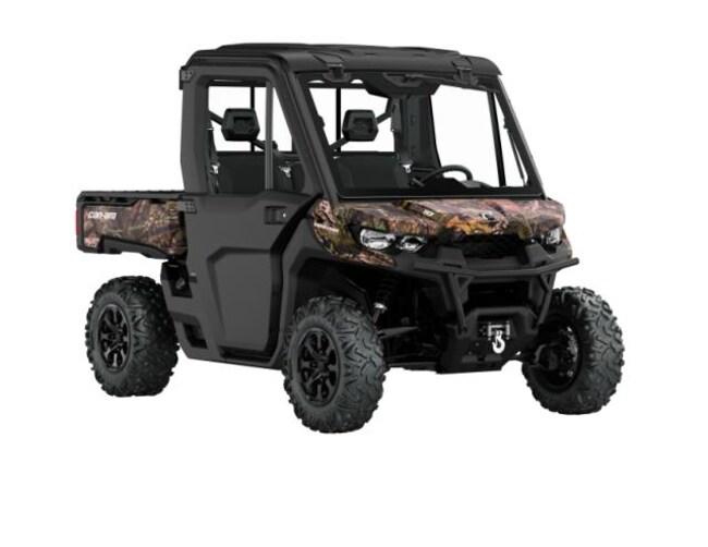 2019 CAN-AM Defender XT CAB HD10