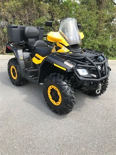 2012 CAN-AM Outlander 800 XT-P