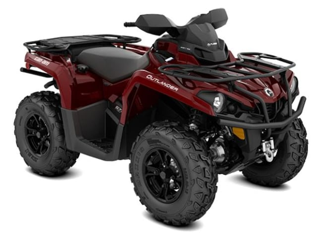 2019 CAN-AM Outlander 570 XT