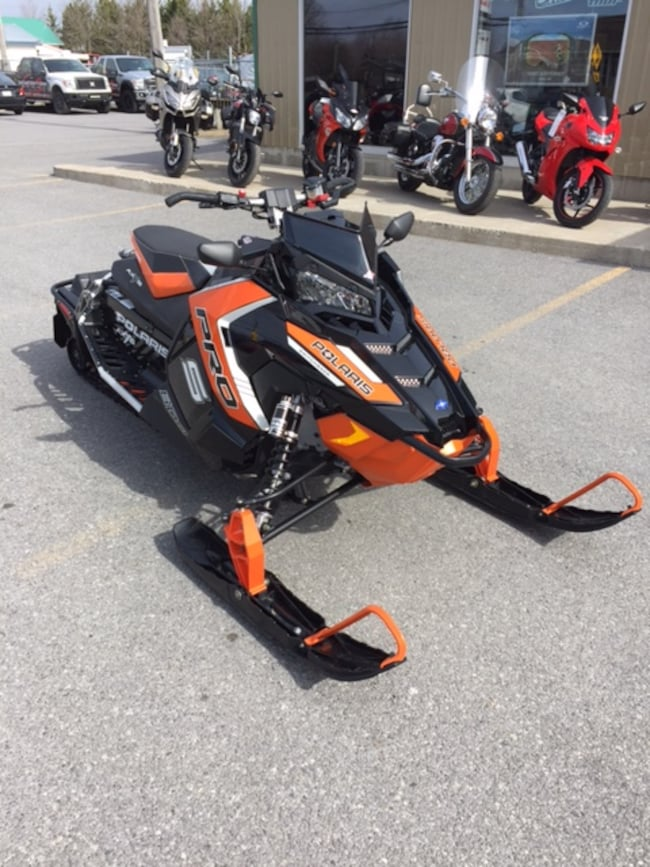 2016 POLARIS Switchback 800 Pro-S Axys R